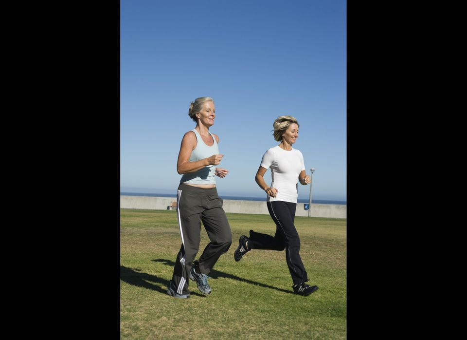 "<a href=""http://skincarebyroxy.blogspot.com/2010/08/menopause-and-treatment.html"">""Exercise is absolutely critical,""</a> says"
