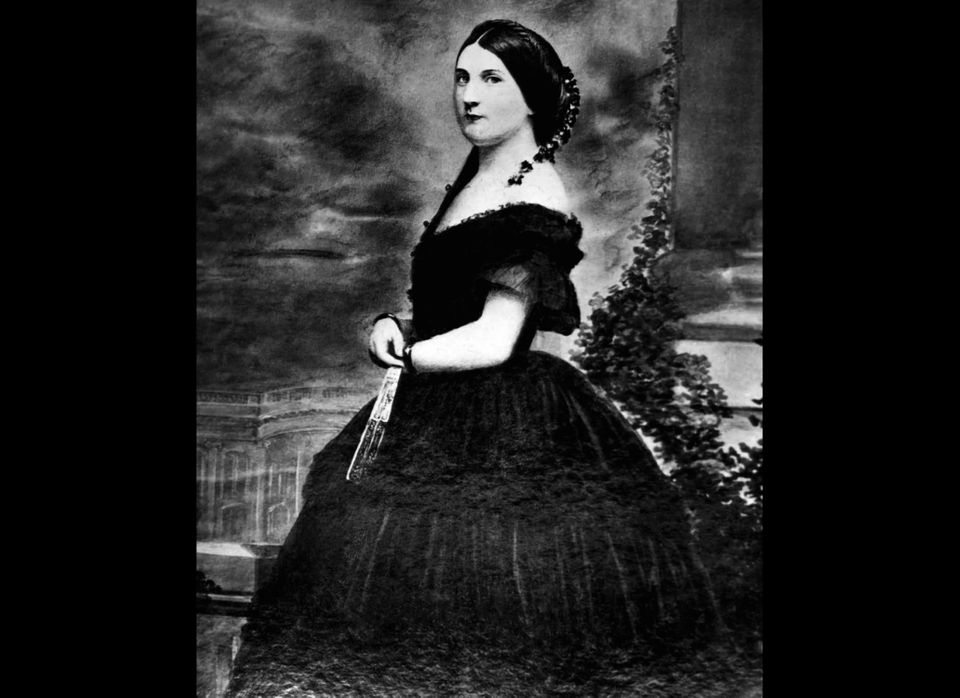 Although she was the niece of bachelor President James Buchanan and not his wife, Harriet Lane was nevertheless considered th