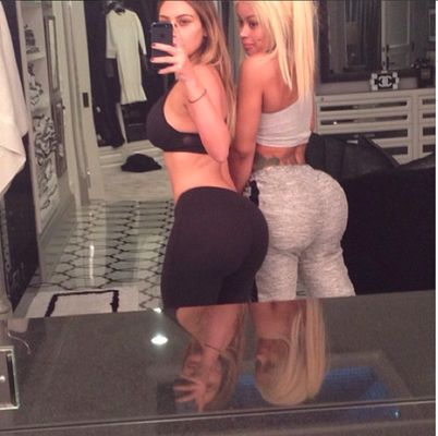 White Girl Perfect Round Ass