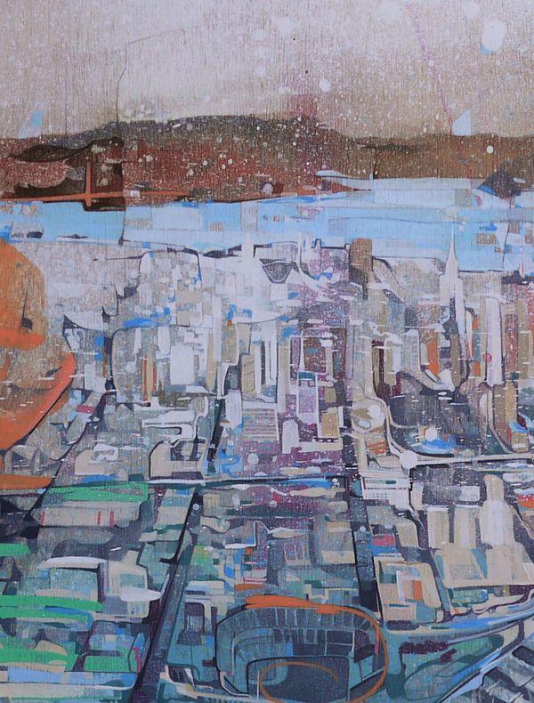 San Francisco (detail)