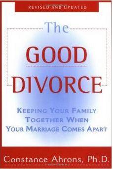 Handling Divorce Positively