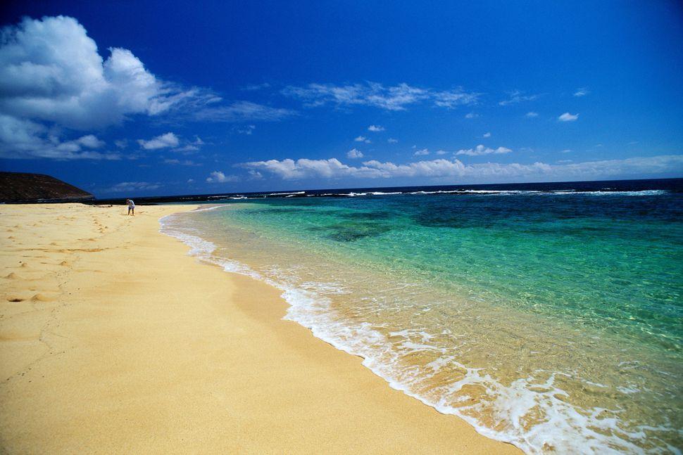 Forbidden Island Hawaii Pictures