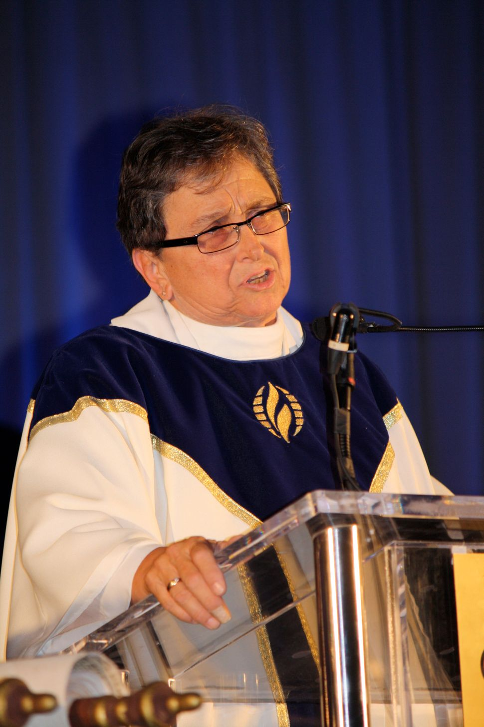 "<a href=""http://mccchurch.org/the-reverend-dr-nancy-l-wilson/"" target=""_blank"">Rev. Nancy Wilson</a> is the Moderator of the"