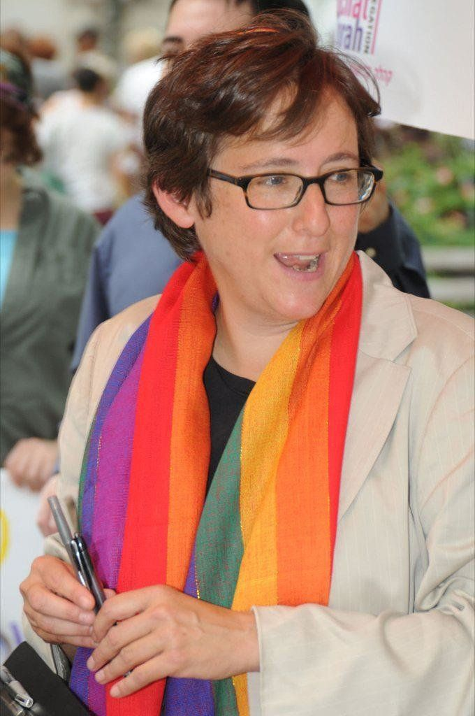 "Rabbi Sharon Kleinbaum is the spiritual leader of <a href=""http://www.cbst.org/About/Leadership/Religious-Leadership/Rabbi-Sh"