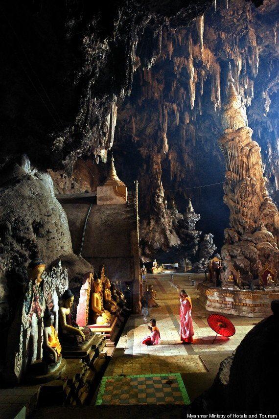 Kyauk Sel, Myanmar