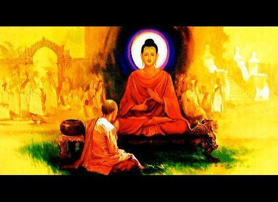 Buddha's step-mother, whose repeated request to ordain as one of his followers resulted in the Buddha going against the cultu
