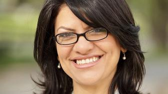 Rashida Tlaib made history in 2008 when she became the first Muslim woman elected to the Michigan House of Representatives. She is now campaign manager for The Campaign to Take on Hate and is community partnerships and development director at the Detroit-based Sugar Law Center for Economic