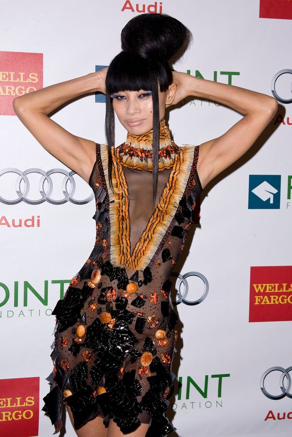 Actress Bai Ling is openly bisexual -- and the identity category has often provided some humorous mix-ups involving her first