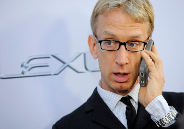"Many people mistakenly assume that Andy Dick identifies as gay. However, he told <a href=""http://www.washingtonpost.com/wp-dy"