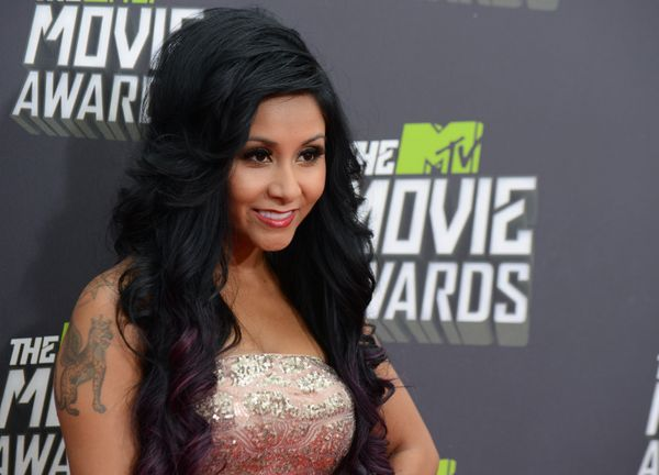"The always-polarizing Snooki sat down with <a href=""http://www.huffingtonpost.com/2012/02/07/jersey-shore-snooki-and-jwo"