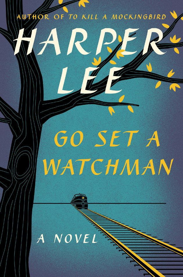 """This book cover released by Harper shows """"Go Set A Watchman,"""" a follow-up to Harper Lee's """"To Kill A Mockingbird."""" The book w"""
