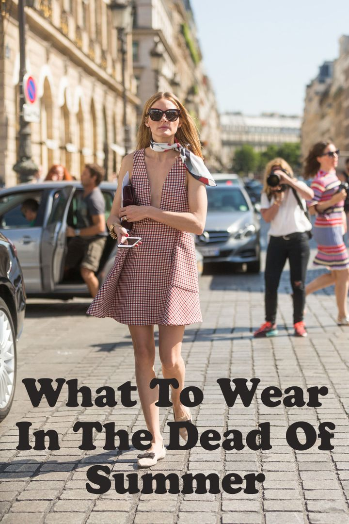 The Best Hot Weather Clothing That'll Help You Survive Summer