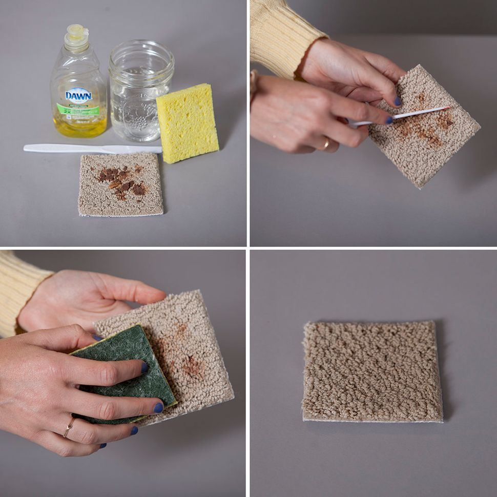 We tried 7 diy carpet cleaning tricks heres what worked huffpost tiara chiaramonte solutioingenieria Gallery