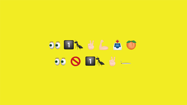 New Anti-Drug Campaign Thinks Emojis Will Finally Get Teens