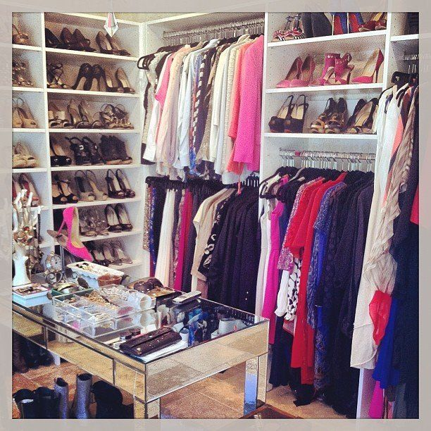 Merveilleux 16 Real Life Dream Closets From Around The Country