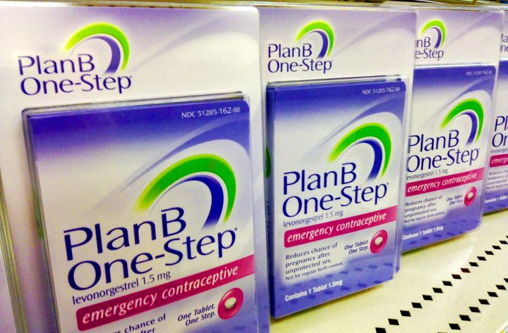 """""""Plan B"""", One Step, Emergency Contraceptive, Levonorgestrel 12/2014, by Mike Mozart of TheToyChannel and JeepersMed"""