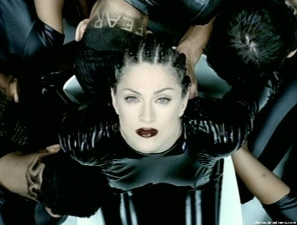 <strong>Billboard peak:</strong> No. 46 <br><br><strong>UPDATE: </strong>No. 7 to No. 12, because Madonna left this unde