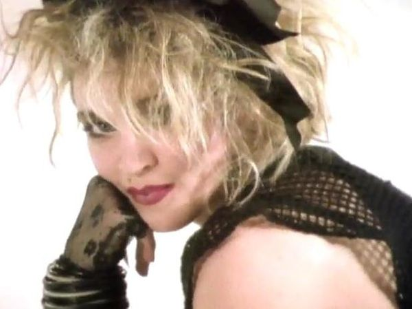 "<strong>Billboard peak:</strong> No. 4 <br> <br> Madonna's most '80s-sounding hit, ""Lucky Star"" spawned the bulk of the copyc"