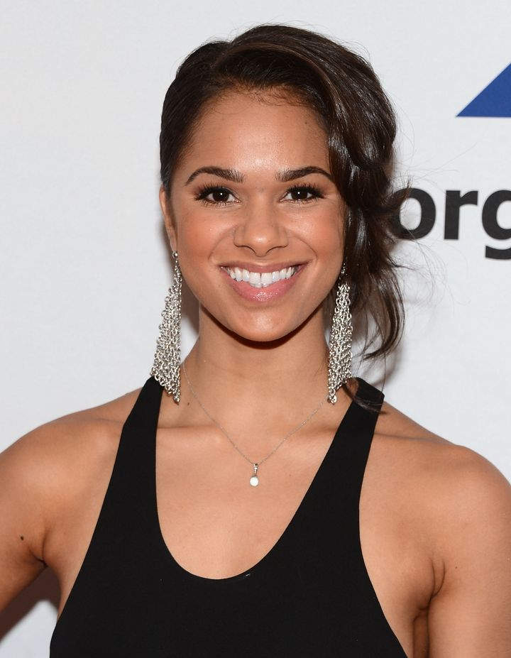 NEW YORK, NY - NOVEMBER 02:  Dancer Misty Copeland attends the Ebony Power 100 Gala at Jazz at Lincoln Center on November 2, 2012 in New York City.  (Photo by Andrew H. Walker/Getty Images)