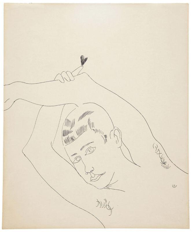GayCalgary.com - NSFW - Andy Warhol @ Christies - Andys