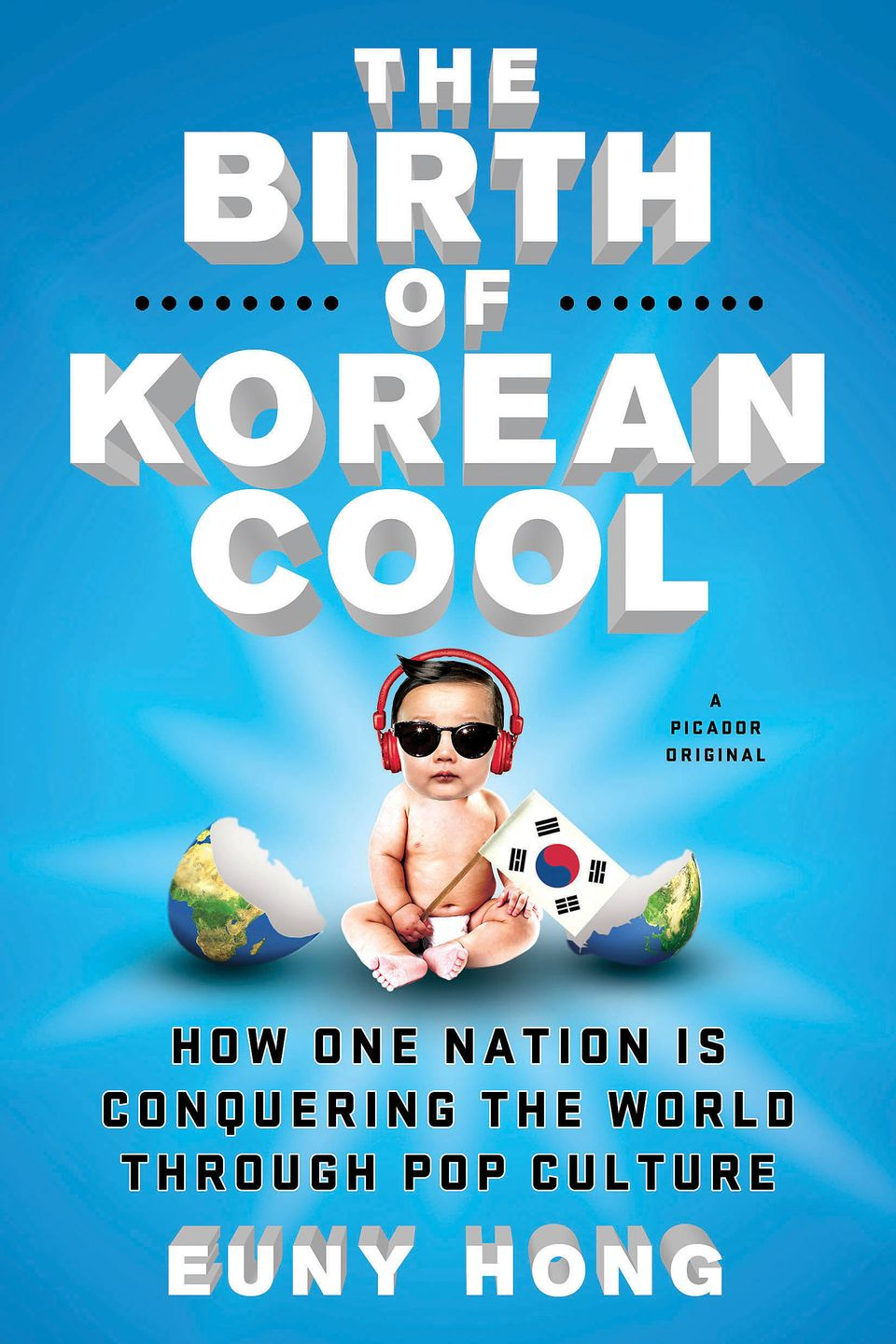 """A pleasing mix of Margaret Cho, Sarah Vowell and a pinch of Cory Doctorow.""  A funny, iconoclastic Korean-American journalis"
