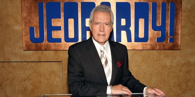 Alex Trebek Covers Rihanna's 'Umbrella' On 'Jeopardy!'
