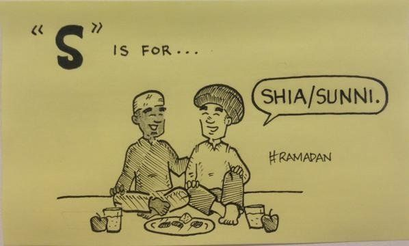 Adam Elrashidi explains Ramadan, from A to Z.
