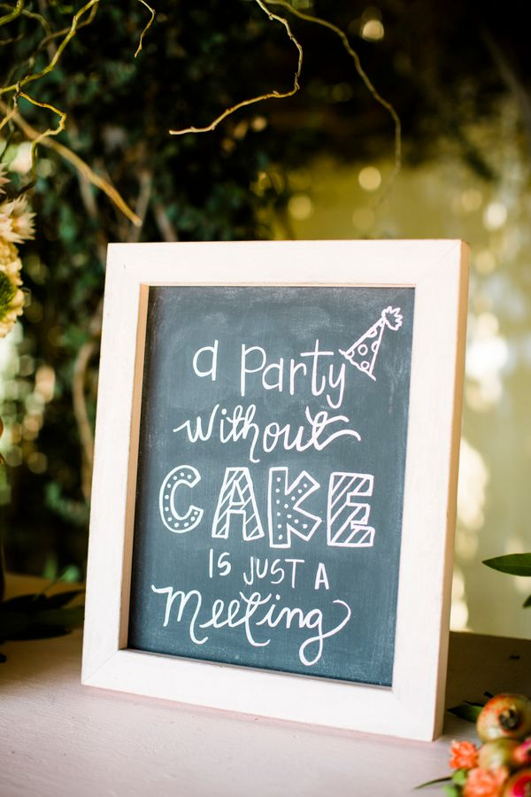 20 Cute And Clever Wedding Signs That Add A Little Somethin To The Party