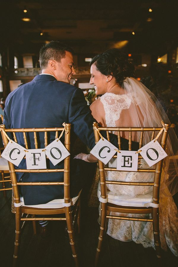 20 Cute And Clever Wedding Signs That Add A Little