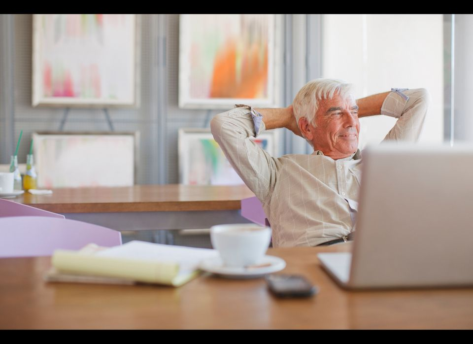 More than one-third of 60-somethings say they don't plan to stop working, versus 25 percent of 50-somethings. In fact, nearly