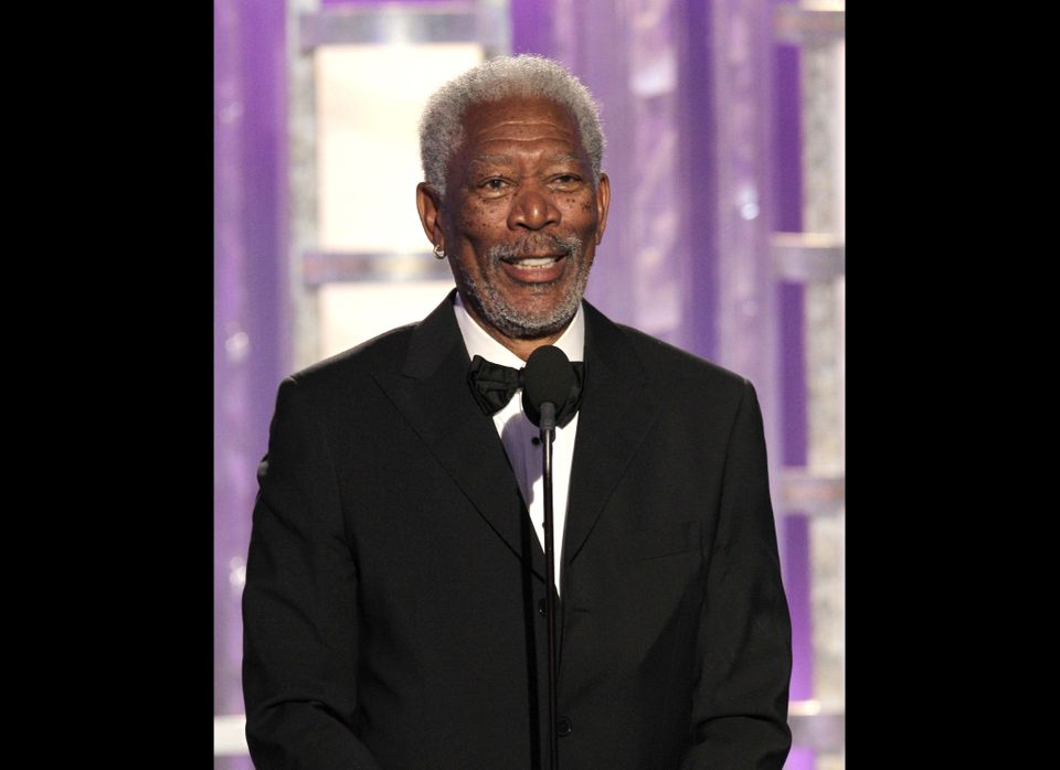 Morgan Freeman turns 75 on June 1.