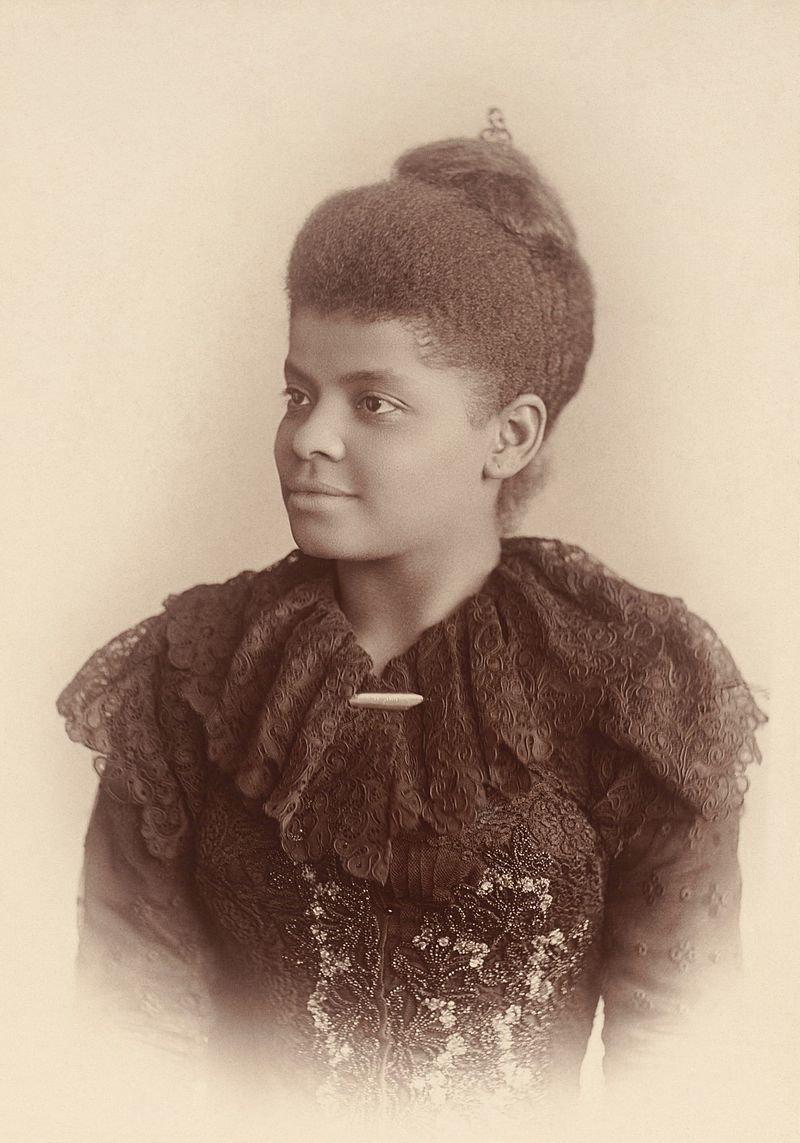 Ida B. Wells, c. 1893