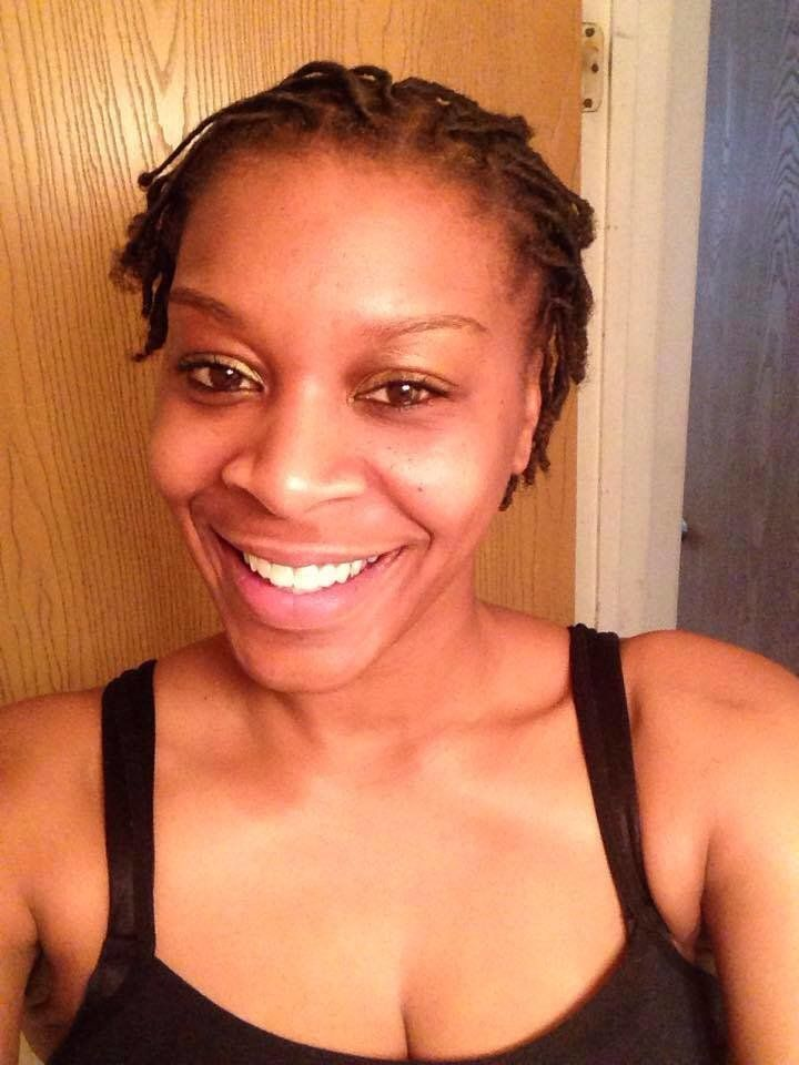 Sandra Bland is seen in a photo from her Facebook page.