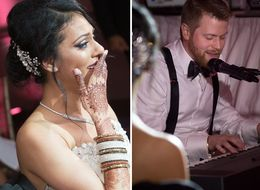 Groom Surprises Bride With Swoon-Worthy Performance Of Bollywood Ballad