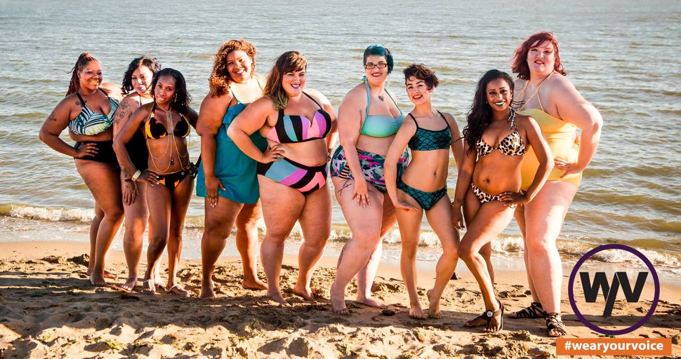 8864c75399b32 This Body-Positive Campaign Is Empowering Women To  DropTheTowel ...