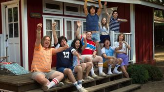 """""""Wet Hot American Summer: First Day at Camp"""""""