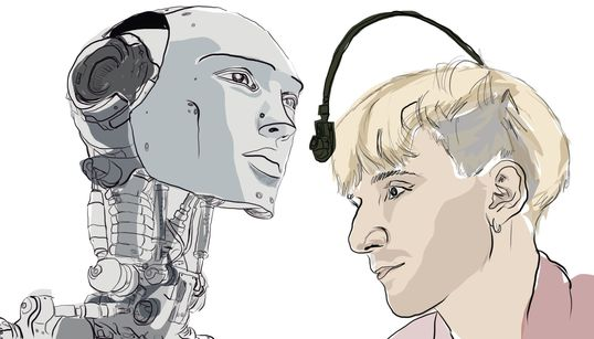 Le premier cyborg légal a peut-être mis le doigt sur quelque