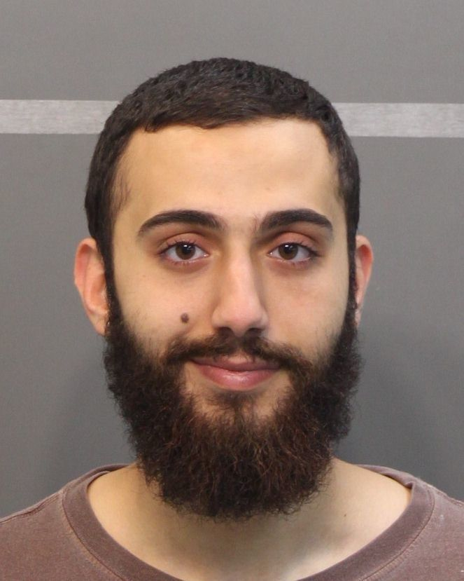 Photo of Mohammod Youssuf Abdulazeez, the alleged suspect in the Chattanooga shooting, from a 2015 DUI Arrest.
