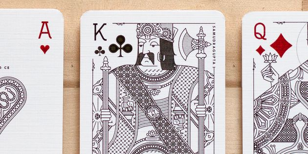 This Card Deck Brings 2,300 Years Of Lost Indian History To Life