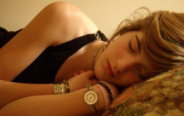 Teen Health Sleep 116