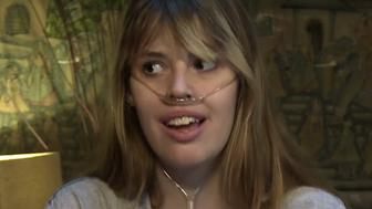 Claire Wineland explains what it's like to be in a medically-induced coma.
