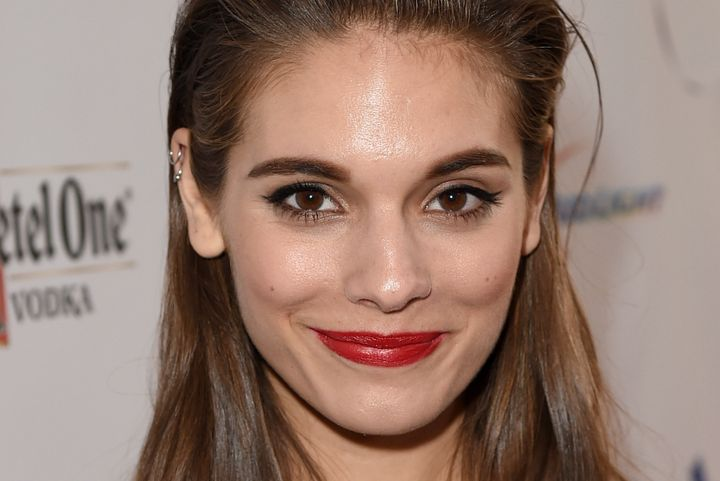 "Caitlin Stasey, who stars in CW's ""Reign,"" says a feature on her for Good Weekend was canned after she declined to pose naked"