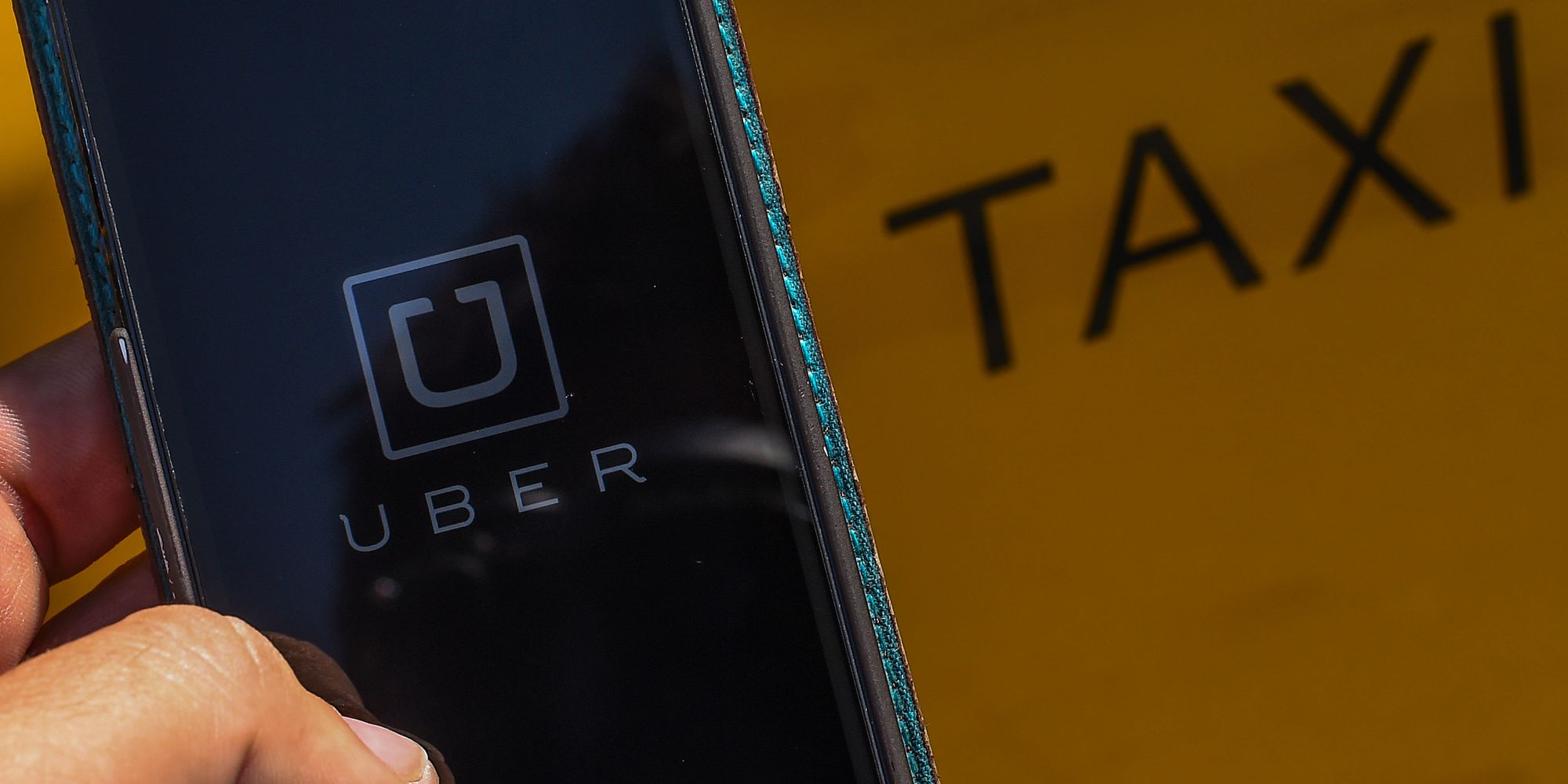 uber eligible for lawsuits by cab companies judge rules the huffington post. Black Bedroom Furniture Sets. Home Design Ideas