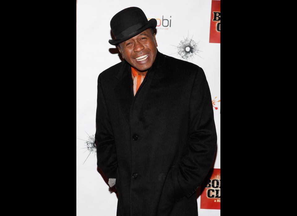 Ben Vereen attends the Broadway opening night of 'Bonnie & Clyde.'