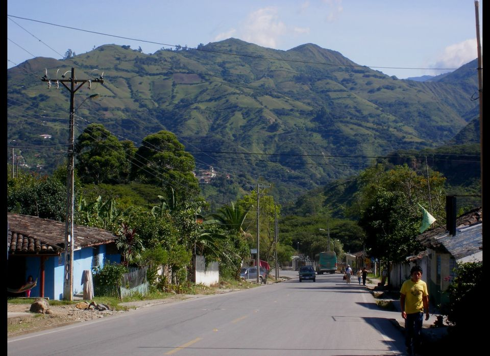 Fill your lungs with fresh, clean air and bask in the warm sunshine of Vilcabamba, Ecuador. Vilcabamba is also known to have