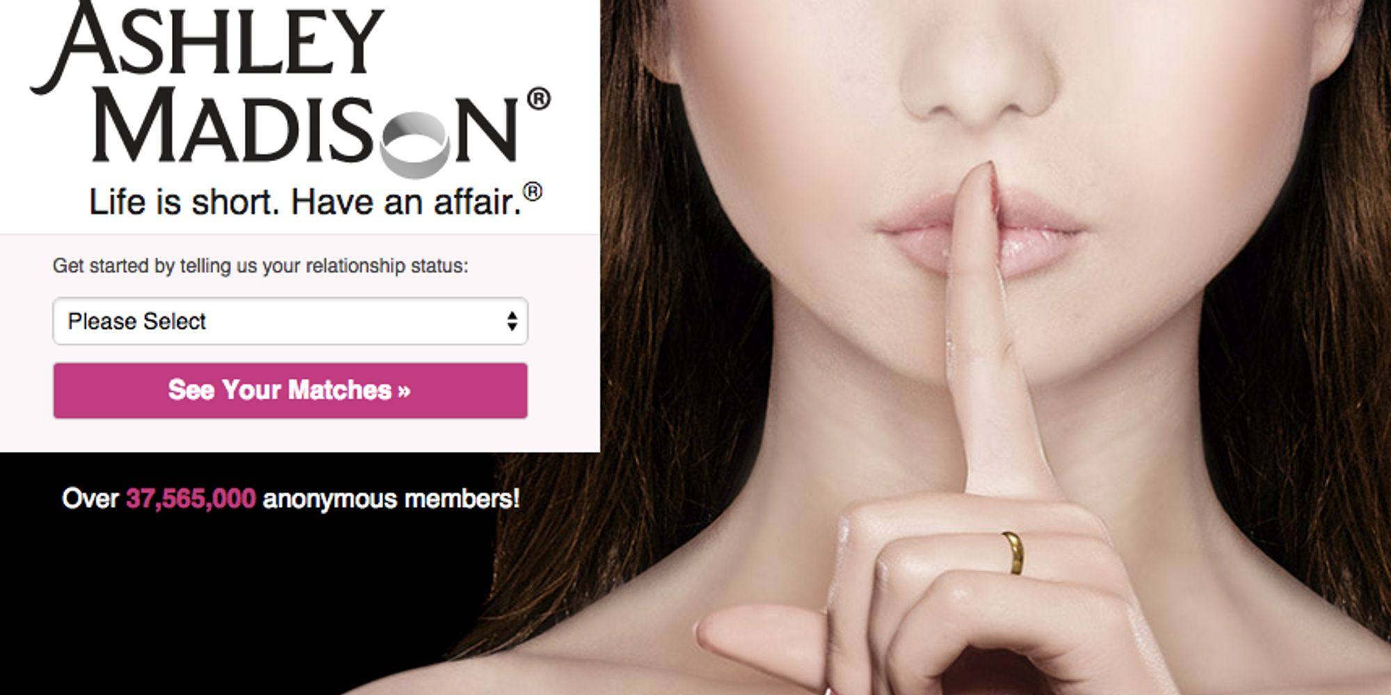 Cheating Website AshleyMadison com Hacked     Million Users Now     The Huffington Post Cheating Website AshleyMadison com Hacked     Million Users Now Vulnerable   The Huffington Post