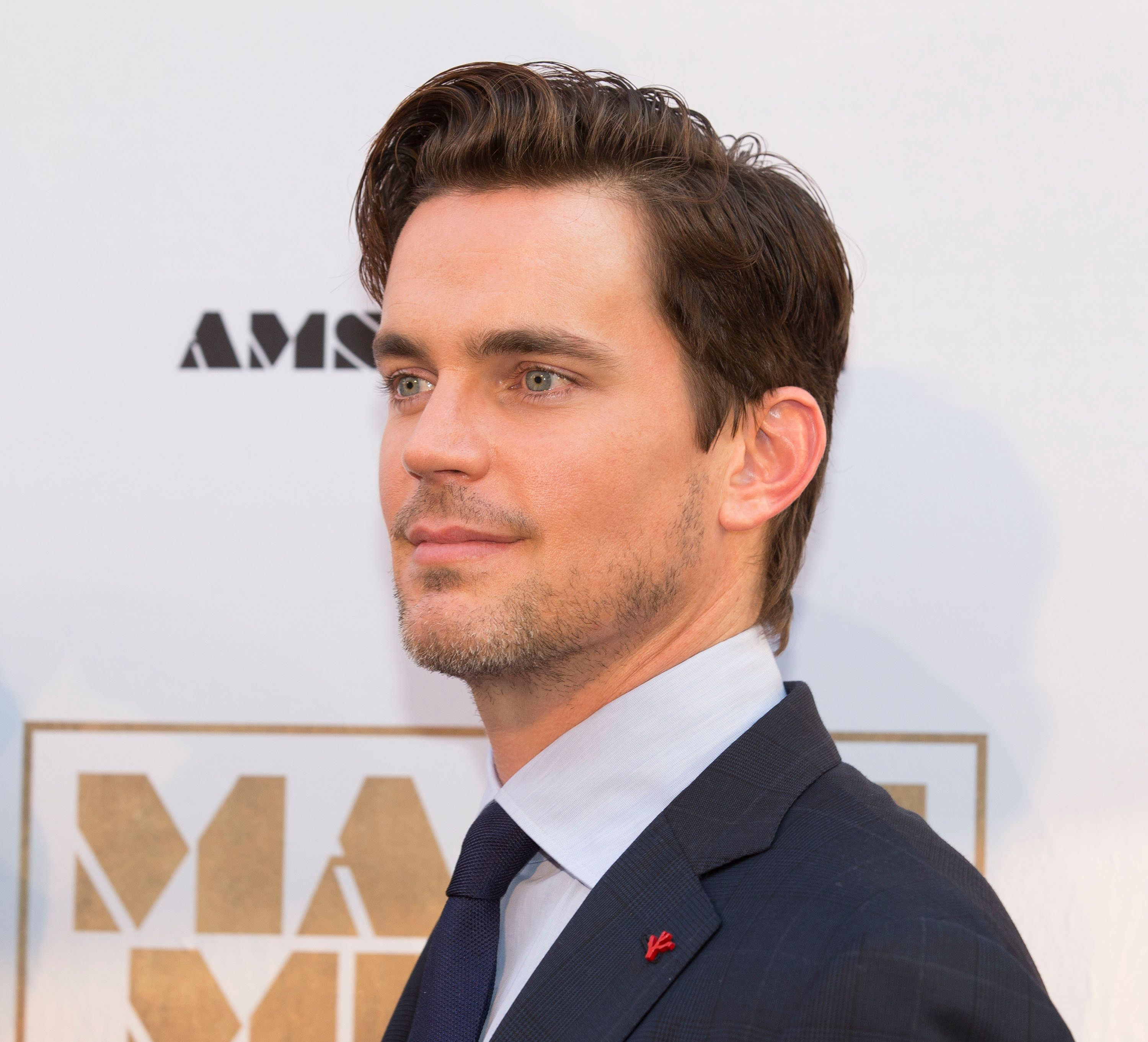 AMSTERDAM, NETHERLANDS - JULY 1: Matt Bomer attends the Amsterdam premiere of 'Magic Mike XXL' on July 1, 2015 in Amsterdam, Netherlands.  (Photo by Michel Porro/Getty Images)
