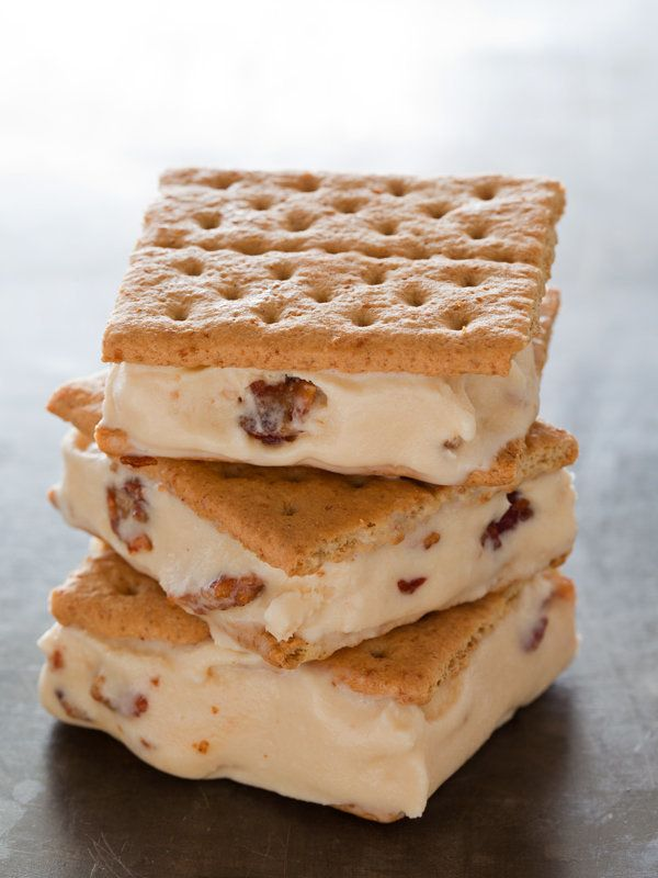"<strong>Get the <a href=""http://spoonforkbacon.com/2011/09/salted-caramel-and-candied-bacon-ice-cream/"" target=""_hplink"">Salt"