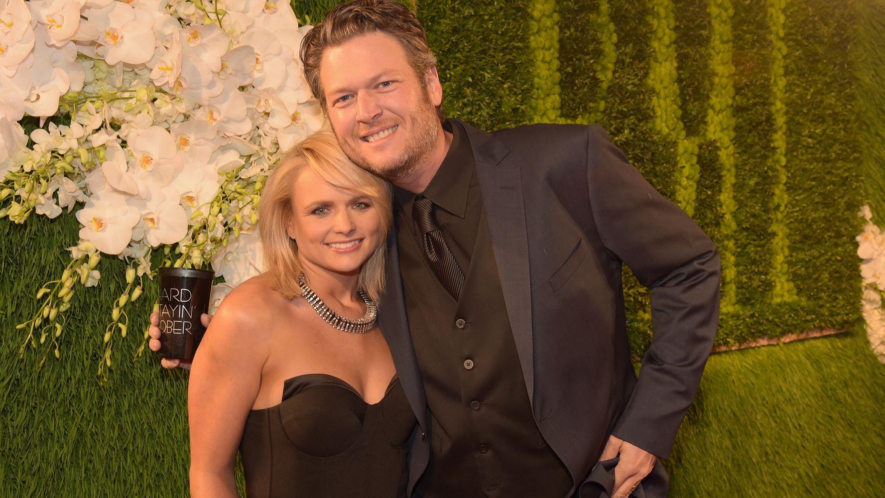 Blake Shelton And Miranda Lambert Split After 4 Years Of Marriage