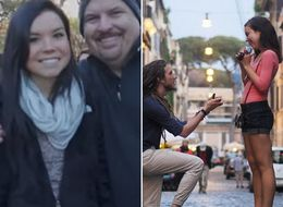 Man Finds A Way To Ask Fiancée's Late Father For His Blessing